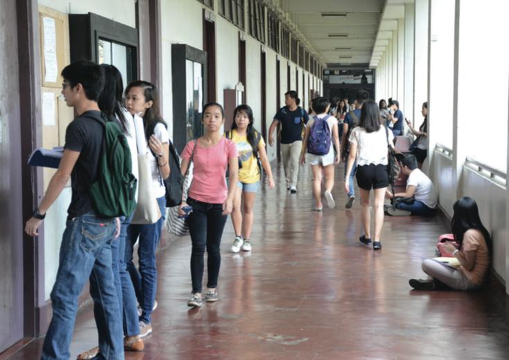 students at palma