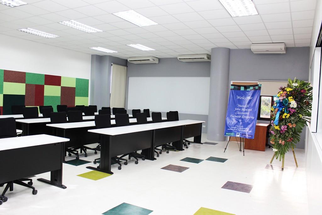 Manulife classroom