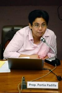 Dr. Portia Padilla