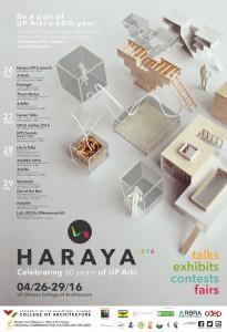 [Haraya]-Main Poster-13x19-PRINT