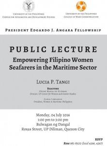LPTangi public lecture