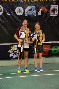 MVP Alcala and ROY Lunod